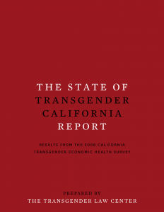 The State of Transgender California Report