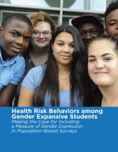 Health Risk Behaviors among Gender Expansive Students